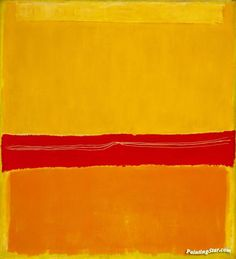 No.5 Artwork by Mark Rothko Hand-painted and Art Prints on canvas for sale,you can custom the size and frame