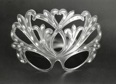 Mardi Gras vintage eyeglasses frames from Miriam Slater's eyeglasses collection.