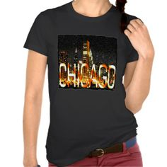Chicago Tshirt £24.95 unbeatable Original Custom Made Designs Check Out Full Catalog His & Hers Different Styles & Colors