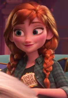 Anna Disney, Disney Princess Frozen, Disney Princess Pictures, Disney Pictures, Disney Art, All Disney Princesses, Frozen Pictures, Disney Icons, Cute Disney Drawings