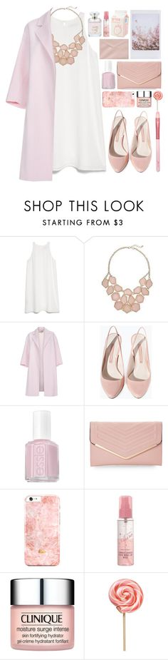 """The Princess"" by ladyvalkyrie ❤ liked on Polyvore featuring MANGO, Paul Smith, Zara, Essie, Sasha, TONYMOLY and Clinique"