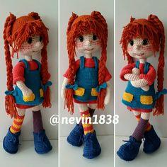 Mesmerizing Crochet an Amigurumi Rabbit Ideas. Lovely Crochet an Amigurumi Rabbit Ideas. Crochet Dolls Free Patterns, Crochet Doll Pattern, Doll Clothes Patterns, Free Crochet, Doll Tutorial, New Dolls, Toy Craft, Knitted Dolls, Amigurumi Doll