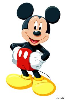 Mickey Mouse (Ilustrator)
