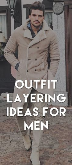Whether you notice it or not, many men often go for layering on casual level. This blog is a complete guide on how men should try out variety of outfit layering styles.