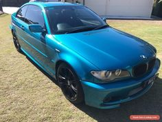 2003 BMW 325ci E46 Coupe - RARE Colour (Atlantis Blue) #bmw #coupe #forsale #australia