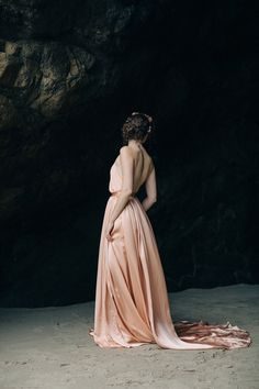 Breathtaking and Unique Wedding Gown Inspiration from Emily Riggs.