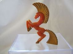 Deco Bakelite Horse, I have this plus four other animals  Kept it since I was little