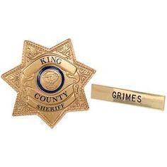 68d49c24a49 Walking Dead  Prop Replica  Sheriff Grimes Sheriff