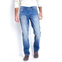 Pure Cotton Denim Comfort Fit Jeans, Length 36