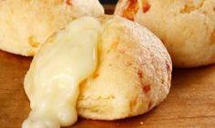 Image Pão de queijo recheado ( de liquidificador)
