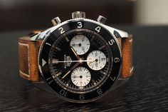 TAG Heuer Autavia Hands-On from PROFESSIONALWATCHES