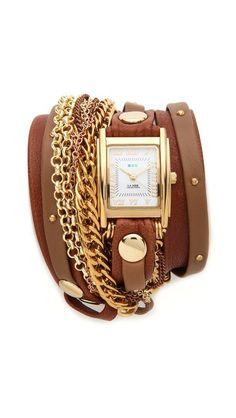 Arizona Stud Wrap Watch