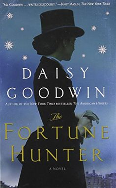 """The Fortune Hunter by Daisy Goodwin Empress Elizabeth of Austria, known as """"Sisi,"""" is the Princess Diana of nineteenth-century Europe. Famously beautiful, as captured in a portrait with diamond stars in her hair, she is unfulfilled in her marriage to the older Emperor Franz Joseph. Sisi has spent years evading the stifling formality of royal life on her private train or yacht or, whenever she can, on the back of a horse. Captain Bay Middleton is dashing, young, and the finest....."""