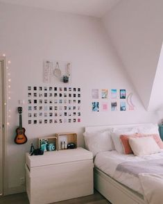 Cute Room Ideas, Cute Room Decor, Wall Ideas, Decor Ideas, Diy Room Decor Tumblr, Bohemian Room Decor, Tumblr Bedroom, Bohemian Homes, Tumblr Rooms
