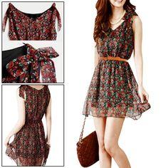 a86853b48 65 imágenes atractivas de vestidos juveniles cortos