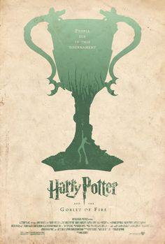 Geek Art Gallery: Posters: Harry Potter Alternatives