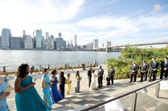 Brooklyn Bridge Park Wedding Google Search Small Ceremony Pinterest And Weddings