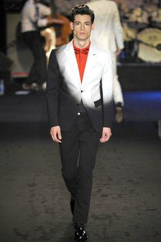 Moschino Spring 2012 Milan Fashion Week @thefashionisto