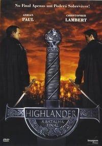 filme highlander 4 a batalha final