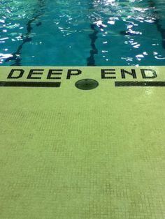 Off the Deep End Dining???