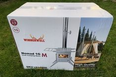 For serious campers, for families wanting the ability to oven-cook food when camping and of course for cold-weather camping, the Winnerwell Nomad makes an excellent investment. The post CAMPING GEAR | Winnerwell Nomad Wood Burning Camping Cooker & Stove – Review appeared first on Camping Blog Camping with Style | Travel, Outdoors & Glamping Blog.