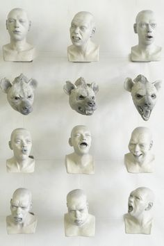 Richard Stipl - Heads   Flickr - Photo Sharing!