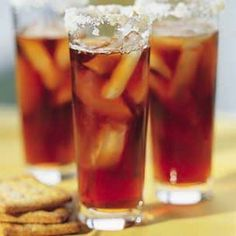Ginger Iced Tea Recipe on Yummly