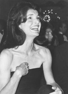 My favorite picture of Mrs Kennedy
