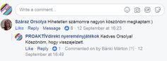 Nyertesünk | Forrás: facebook.com/Proaktivdirekt.hu