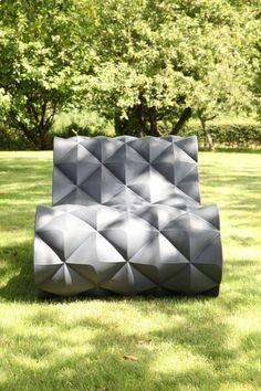 Diamond Sofa by Pieter Jamart