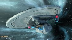 Starfleet ships • Polaris-class from Star Trek Armada III by...