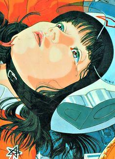 Illustration-ilustración Korean version of Western stories — Alice in Wonderland, Beauty and the Beast, Swan Lake, Little Red Riding Hood. Art Manga, Art Anime, Aesthetic Art, Aesthetic Anime, Art Inspo, Art Sketches, Art Drawings, Bel Art, Art Du Croquis