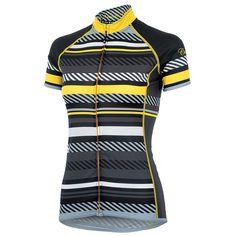 Women's Canari Copula Cycling Jersey, Size: Small, Black