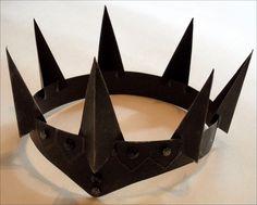 DIY Evil Queen Crown