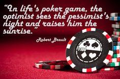 #quoteoftheday Casino Quotes, Poker Games, Quote Of The Day, Sunrise, Life, Sunrises