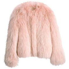 pink fur. <3