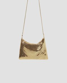 ZARA - WOMAN - SPECIAL EDITION CHAIN MAIL HANDBAG