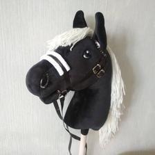 Palomino Hobby horse Stick horse Ride on toy Hobbyhorse