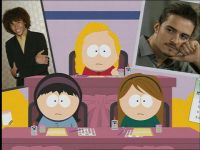 If It Pleases and Sparkles. South Park.  The 4th Grade Girls' List Council