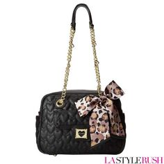 betsey johnson purses | JOHNSON | Shop Betsey Johnson Be My Sweetheart Square Satchel Purse ...