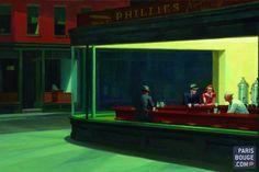 Edward Hopper : l'American Way of Life s'invite au Grand Palais jusqu'au 28 janvier 2013