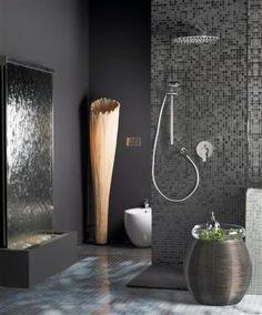 Detalle ducha by Barasona.  Bath detail by Barasona