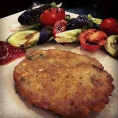 Receptes variades d'hamburgueses vegetals. Mis Recetas Anticáncer: Hamburguesas Vegetales