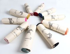 Shawl packaging