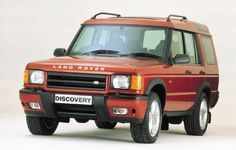 2001 #LandRover Discovery TD5