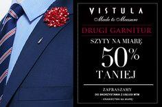 VISTULA Made to measure || sklep Vistula.pl Promotion, Program
