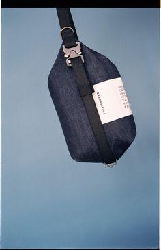 SPRING SALE: up to 40% off! Transfer Bag 01 Denim