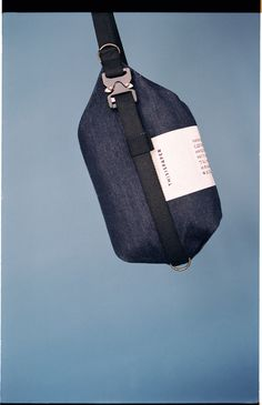 FLASH SALE: Transfer Bag 01 Denim