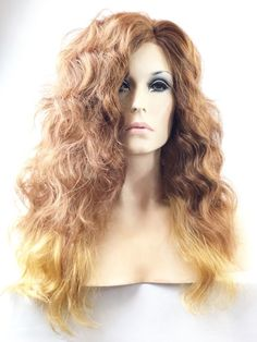 Warm Brown Hues & Carmel Tone Underlights Lace Front Wig Warm Brown Hues & Carmel Tone Underlights L Pastel Hair, Pink Hair, Blonde Hair, Lace Front Wigs, Lace Wigs, Modern Hairstyles, Quick Hairstyles, Beautiful Hairstyles, Curly Hair Styles