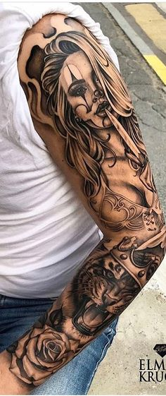 Over 120 Male Tattoos on Arm for Inspiration . Over 120 Male Tattoos on Arm for Inspiration .- Over 120 Male Ta Full Arm Tattoos, Arm Sleeve Tattoos, Girls With Sleeve Tattoos, Tattoo Sleeve Designs, Arm Tattoos For Guys, Future Tattoos, Body Art Tattoos, Hand Tattoos, Girl Tattoos